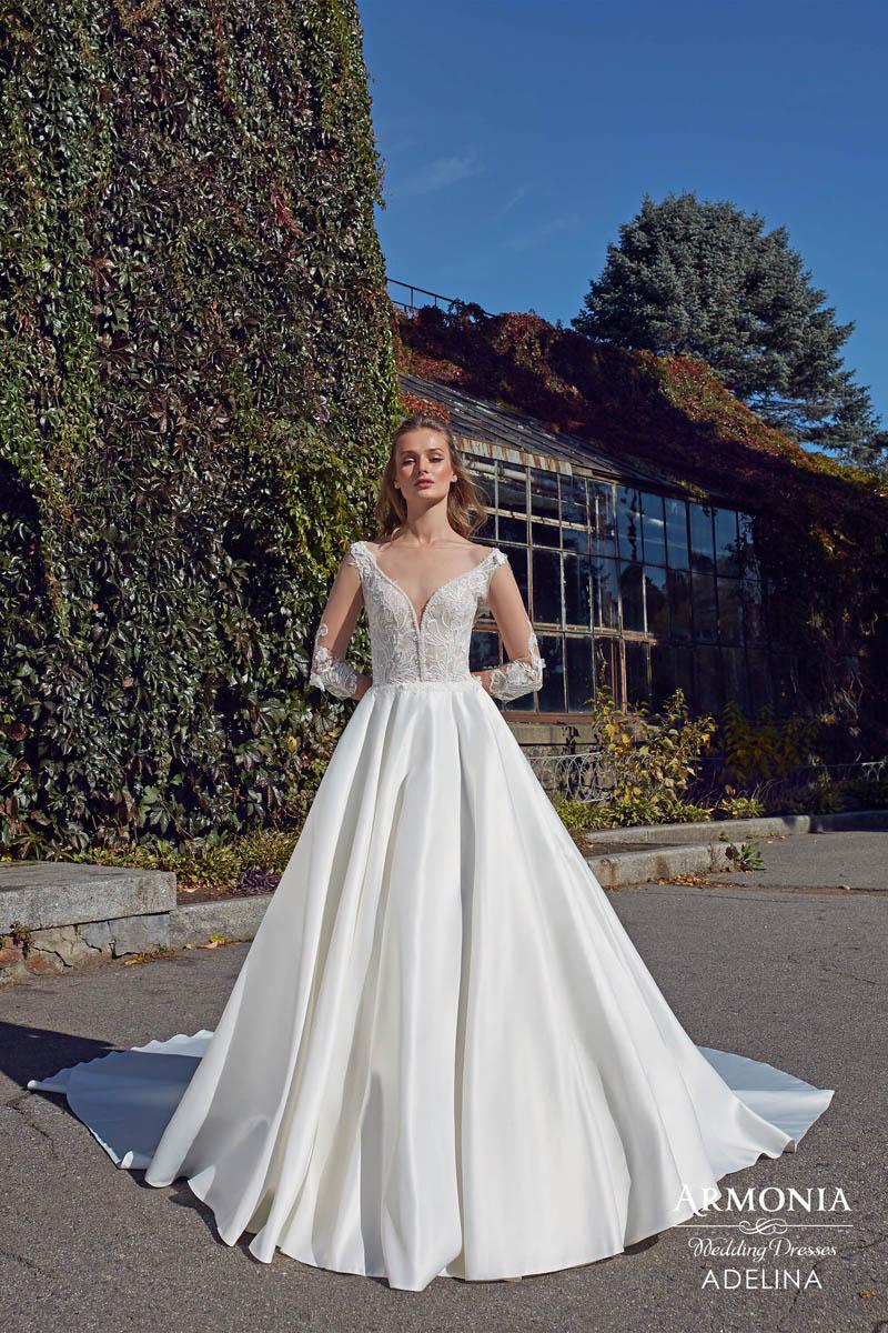 Cвадебное платье Adelina