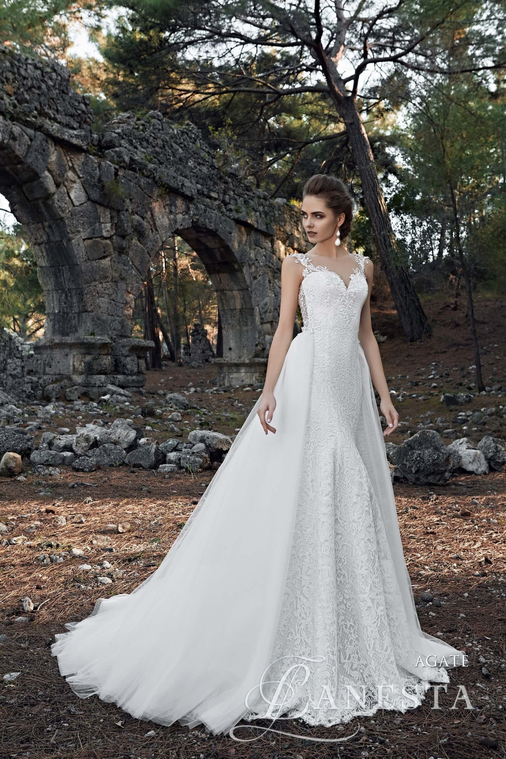 Весільна сукня Agate Lanesta