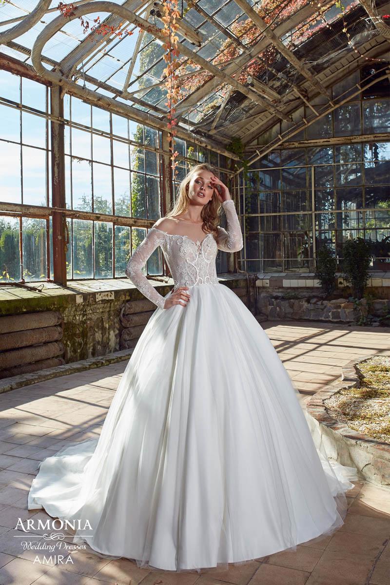 Cвадебное платье Amira