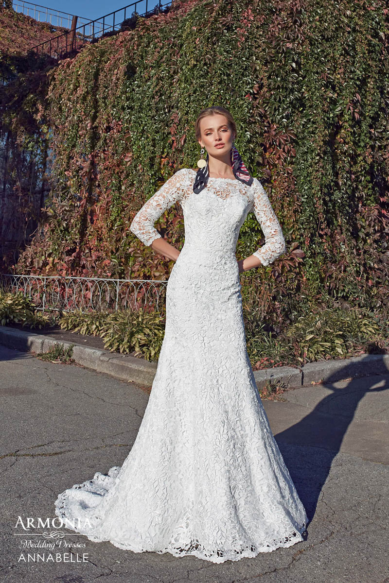 Cвадебное платье Annabelle