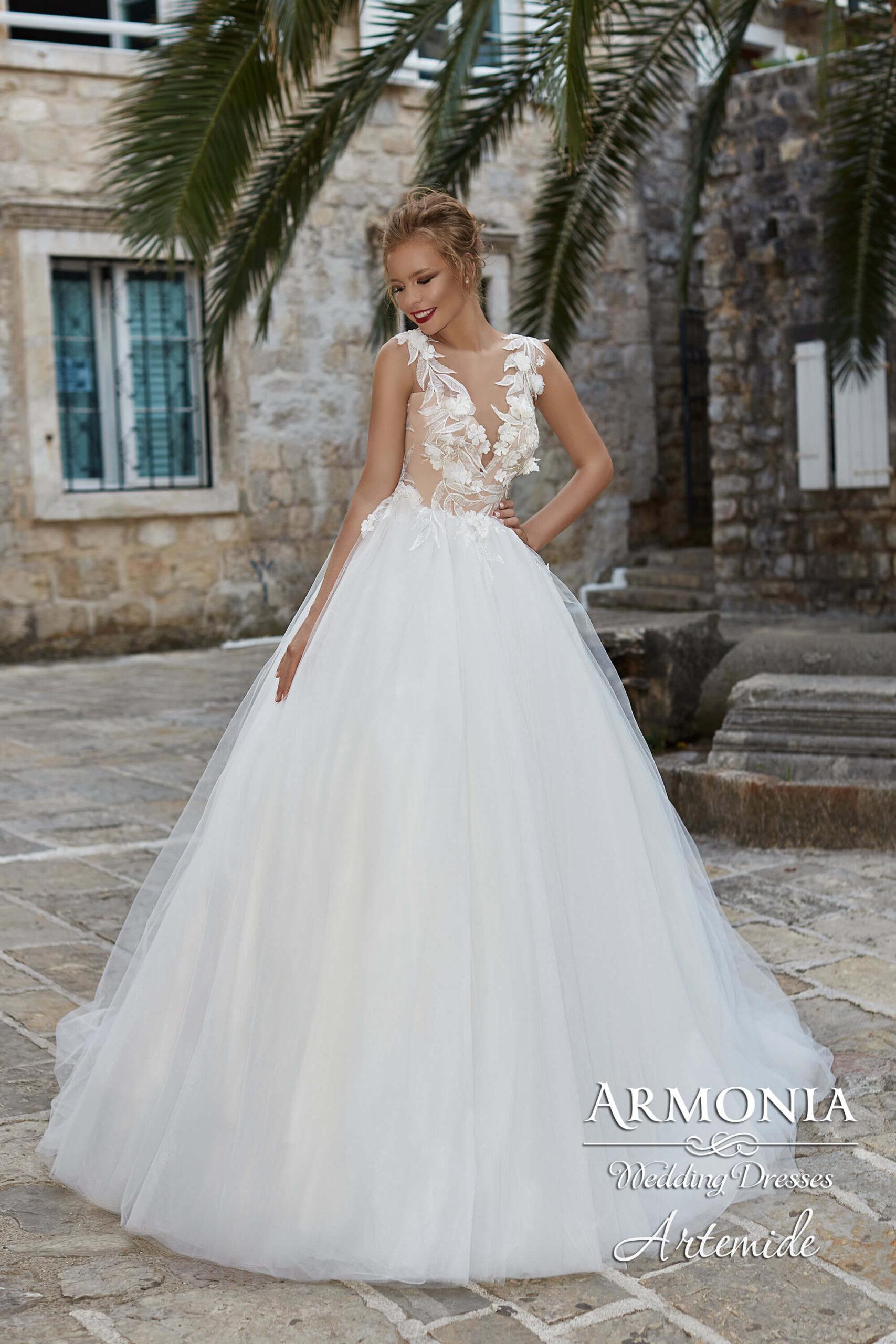 Пишна весільна сукня Artemide