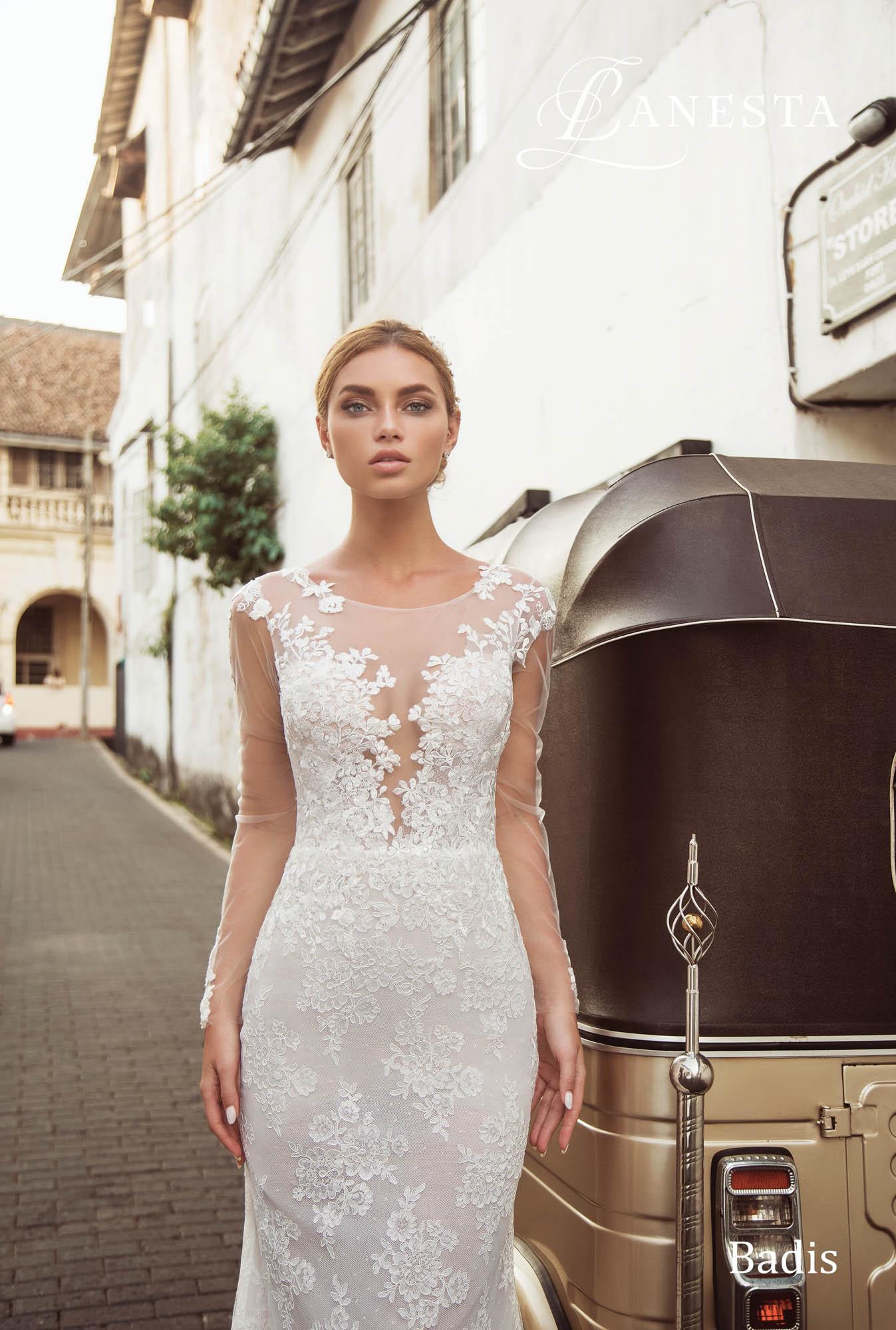 весільна сукня Badis