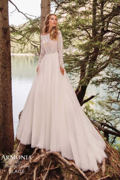 Свадебное платье Blaise