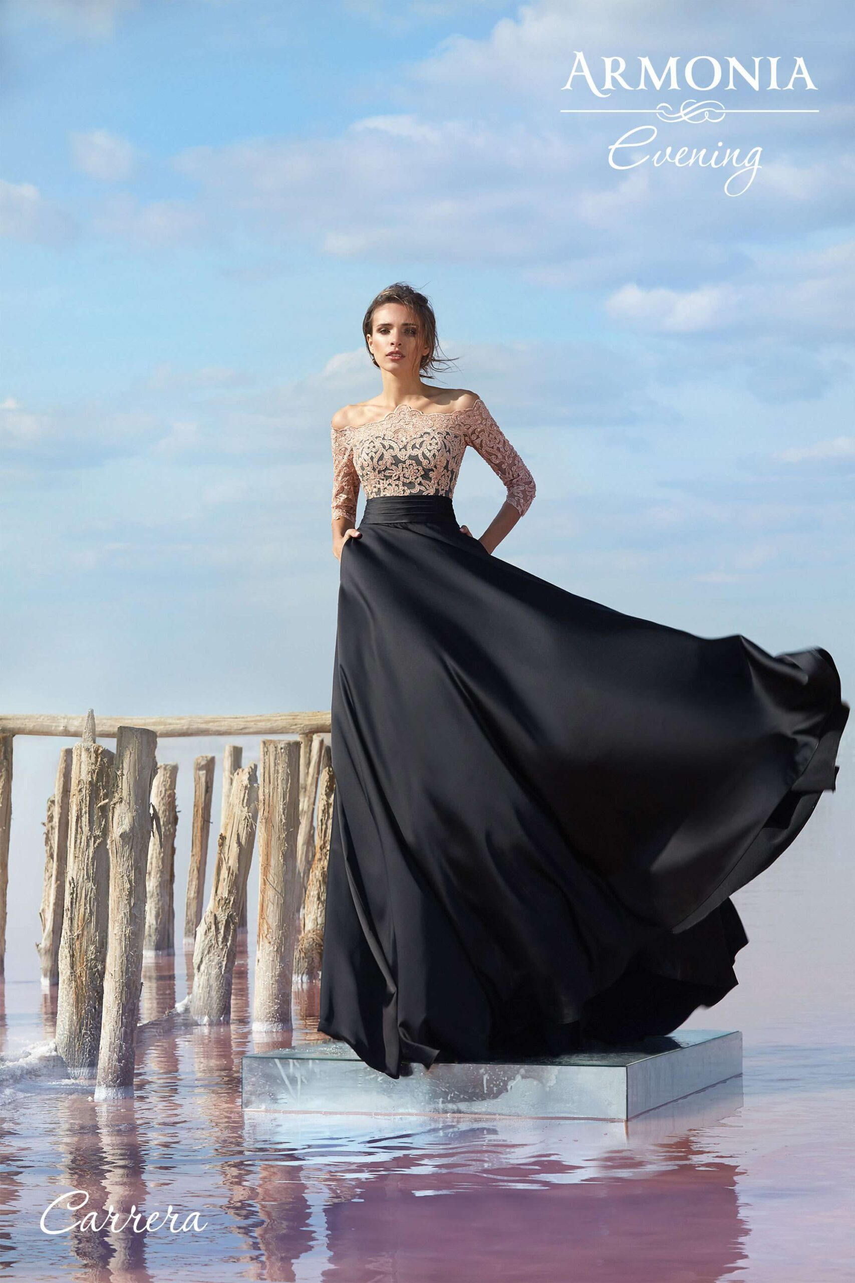 Вечірня сукня Carrera Armonia