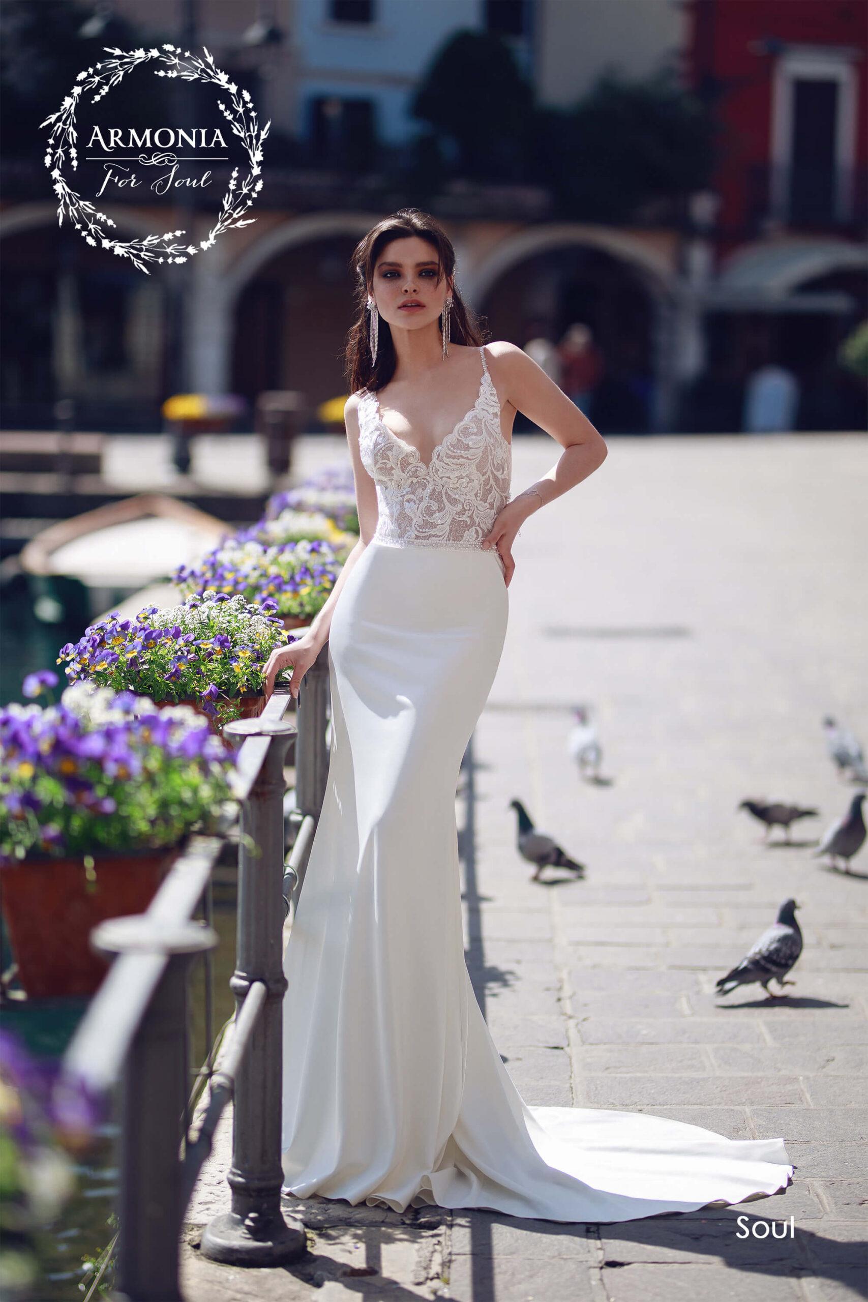 Весільна сукня Soul Armonia