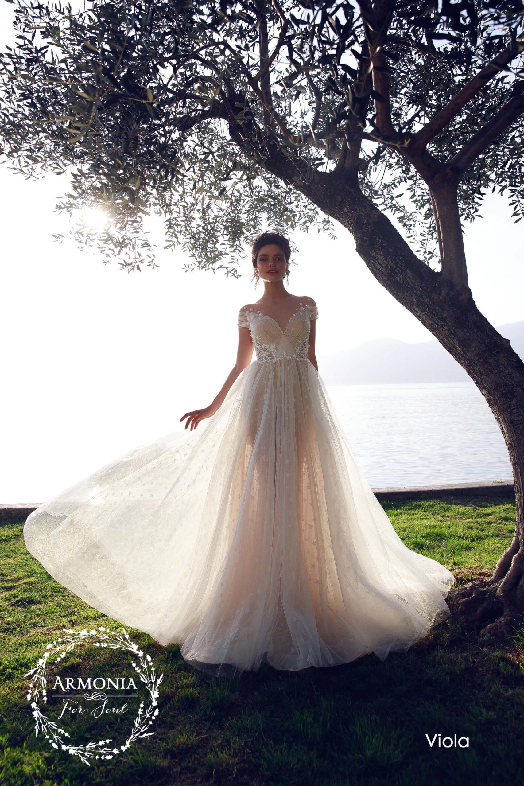 Cвадебное платье Viola