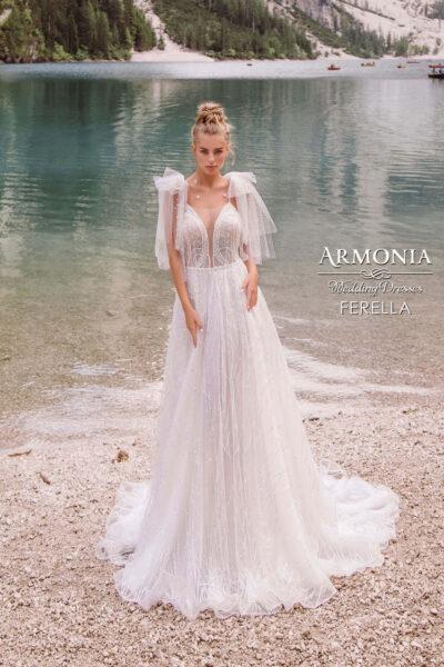 Cвадебное платье Ferella