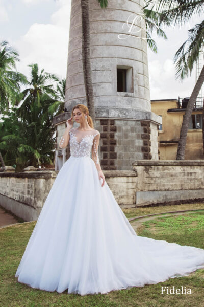 Весільна сукня Fidelia