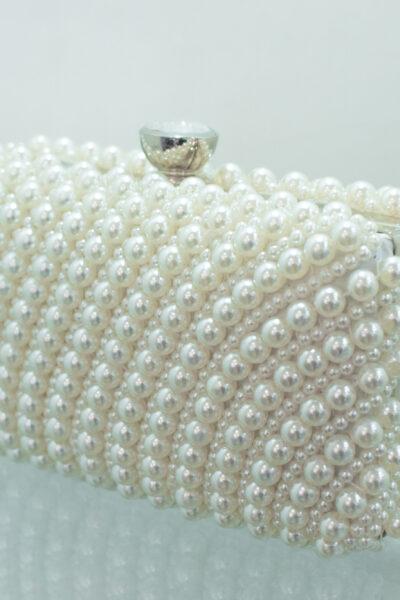 Сумочка з перлинами