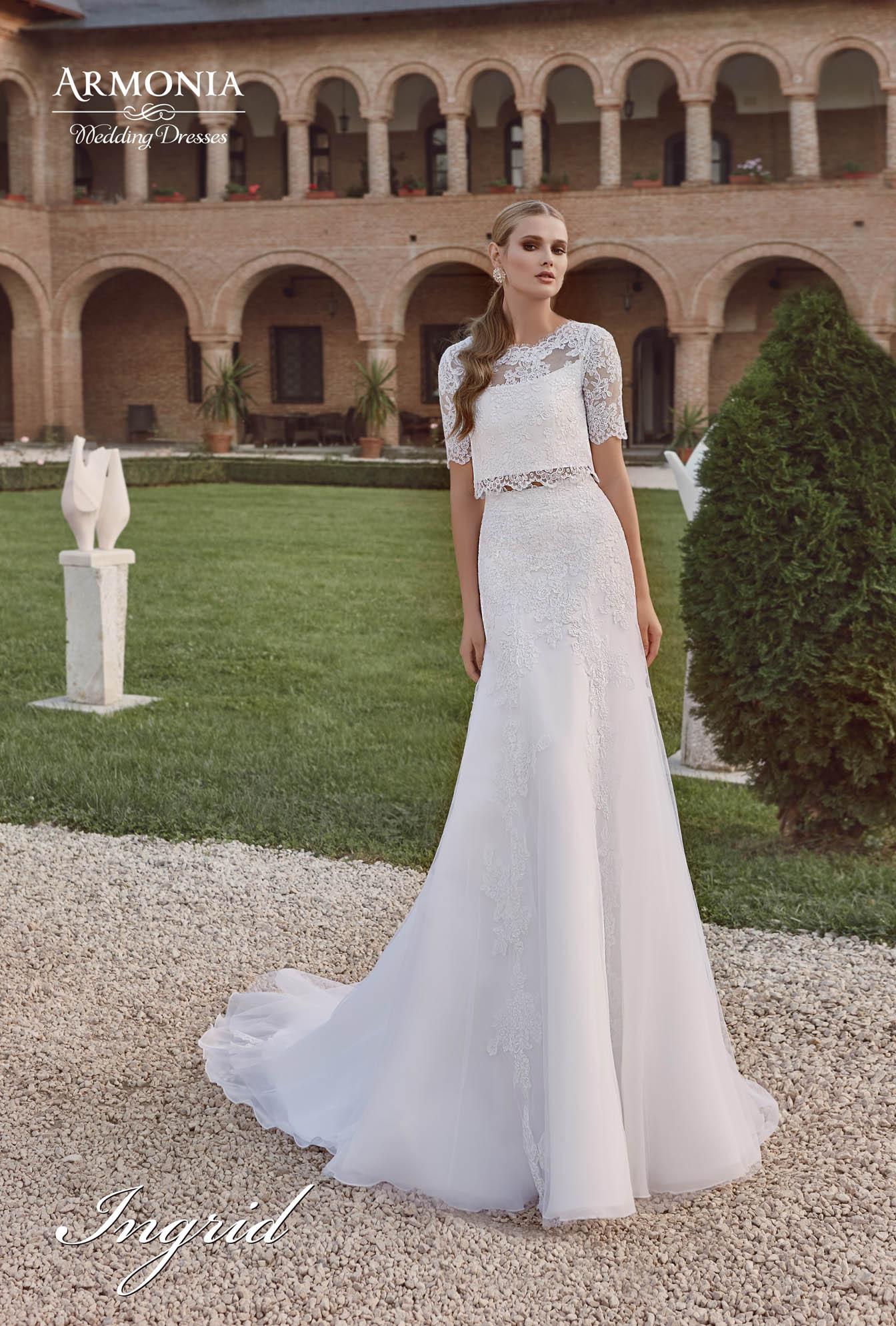Свадебное платье Ingrid Armonia