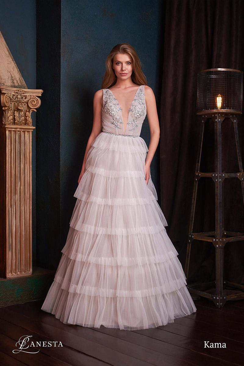 вечернее платье Kama