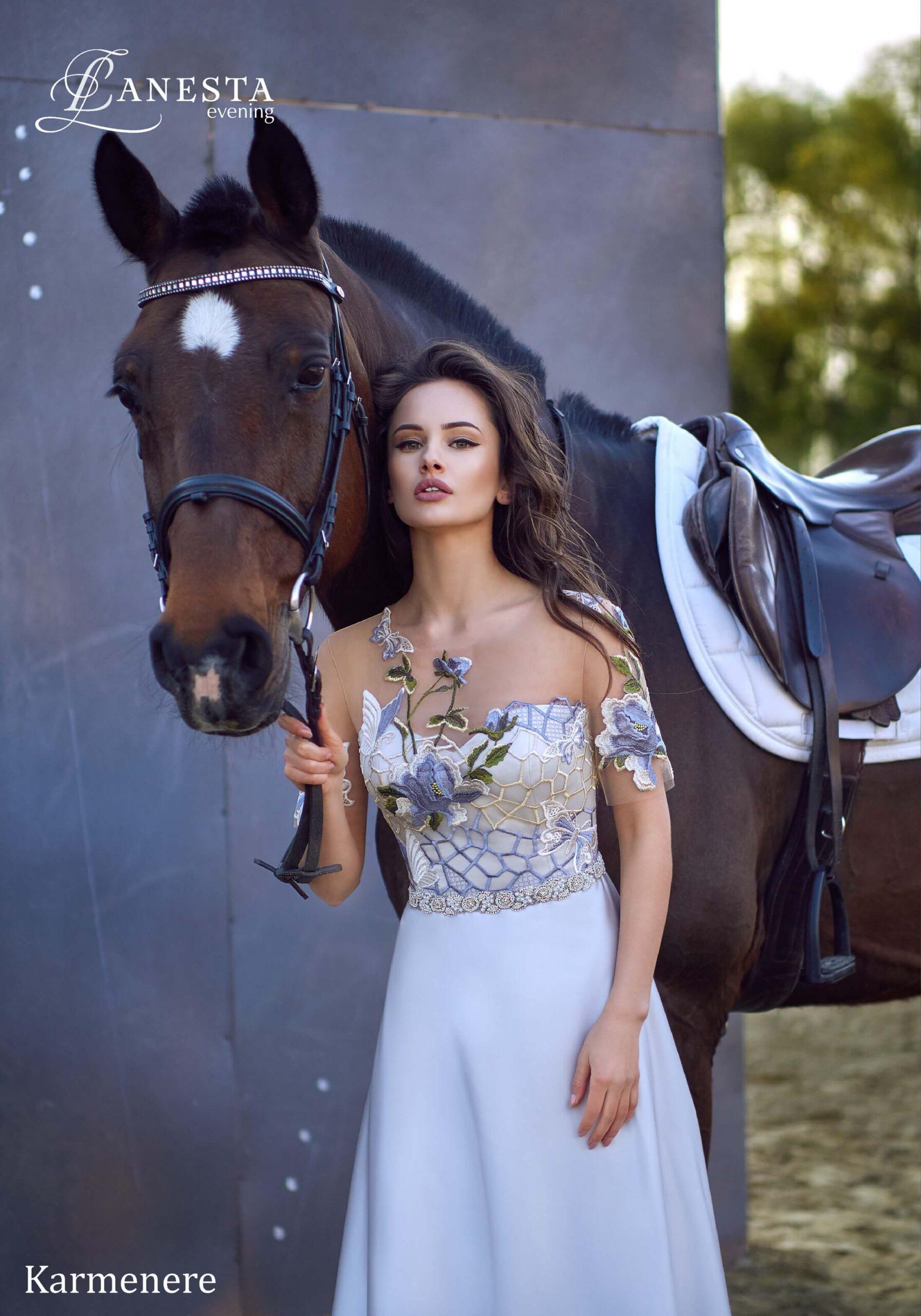 Вечернее платье Karmenere Lanesta