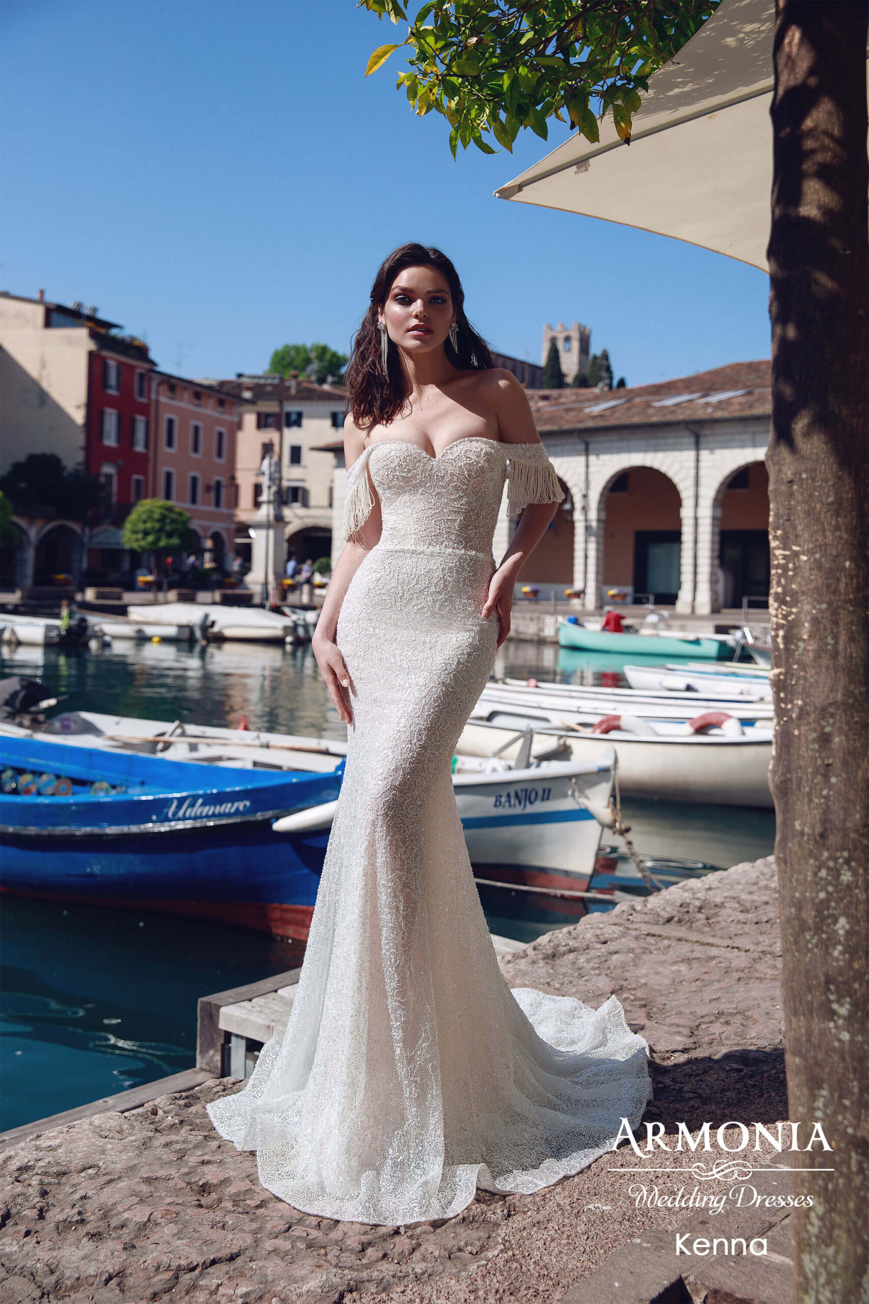 Cвадебное платье Kenna Armonia