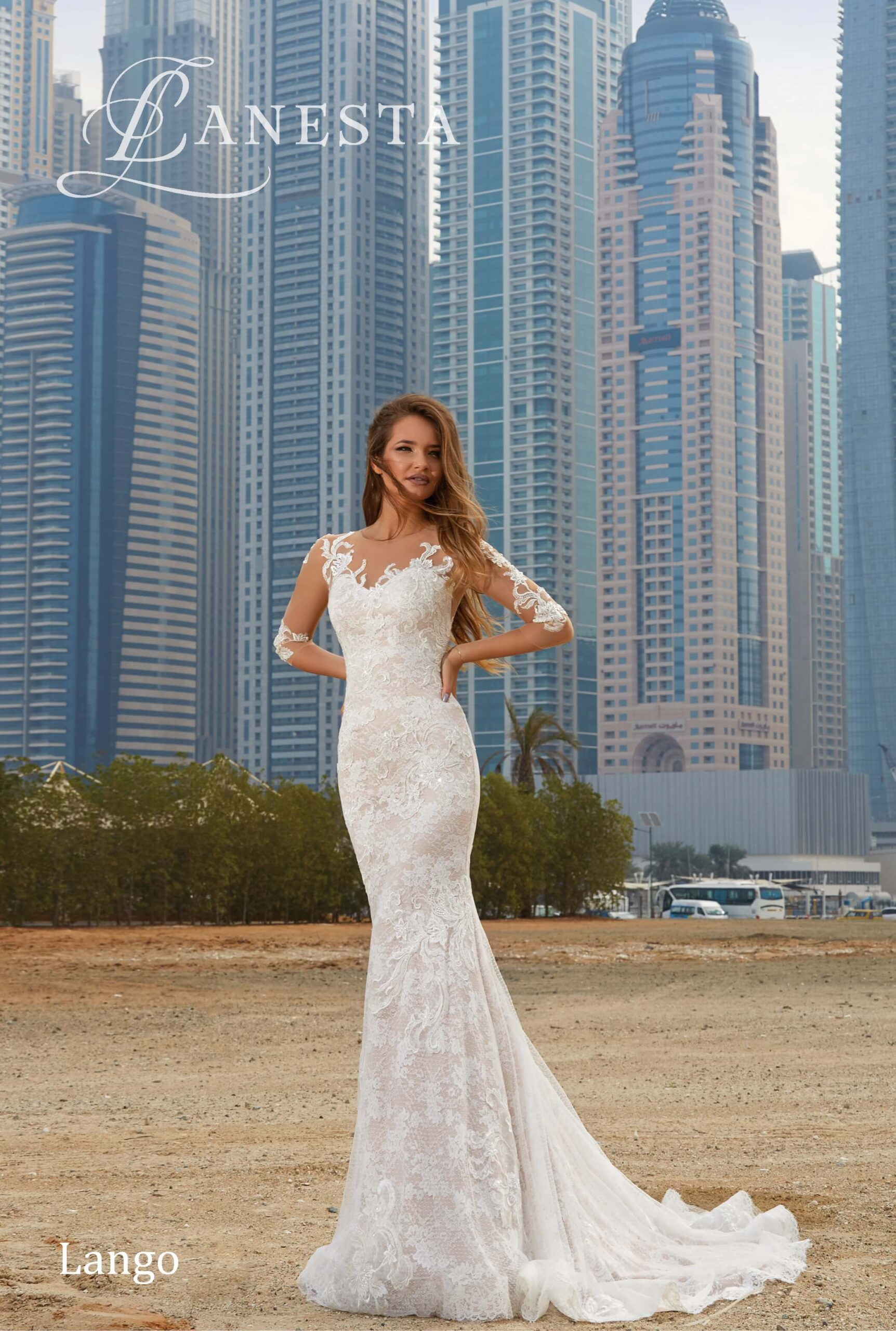 Свадебное платье Lango Lanesta