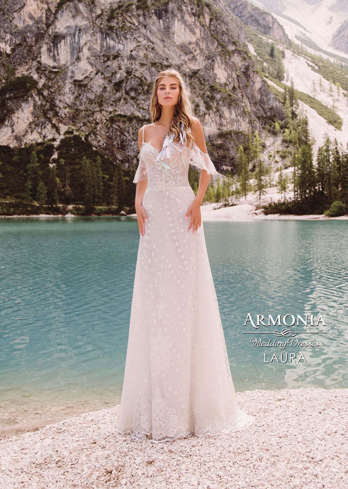 Cвадебное платье Laura