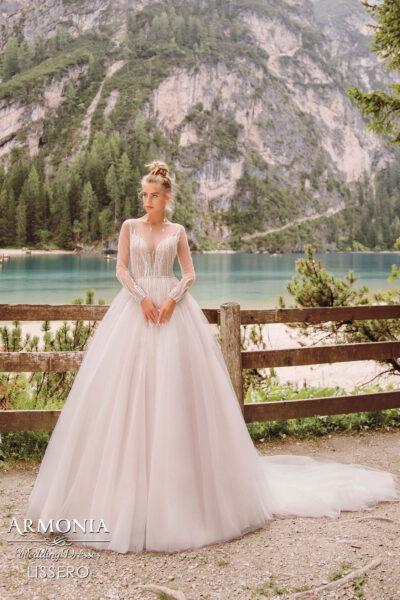 Cвадебное платье Lissero