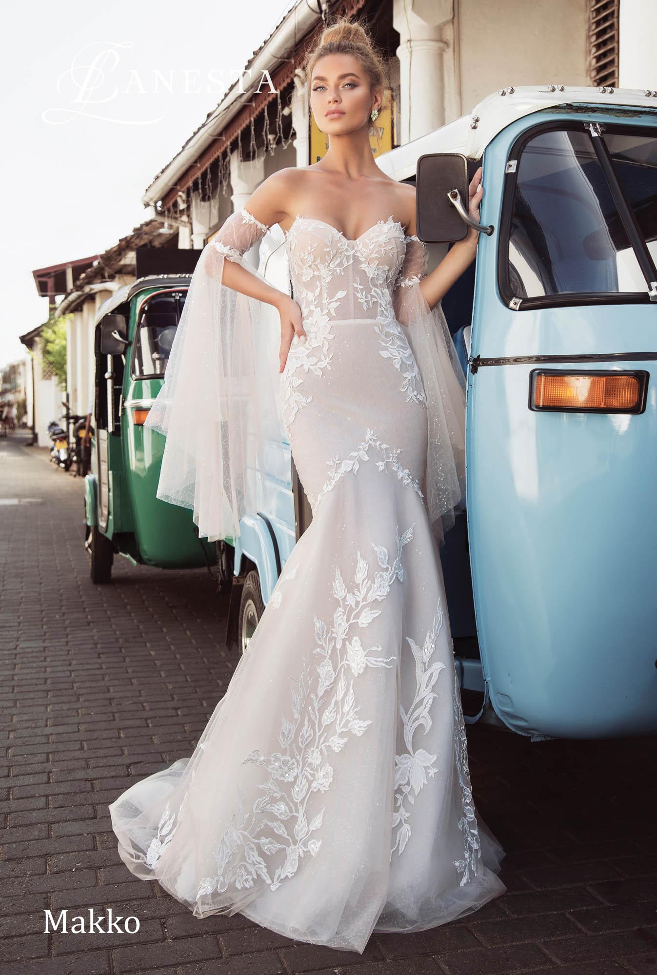 Весiльна сукня Makko