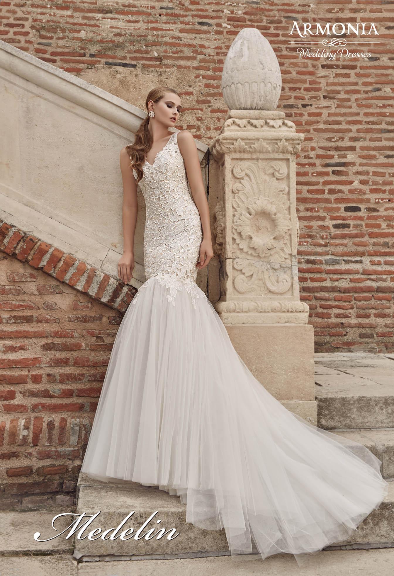 Свадебное платье Medelin Armonia