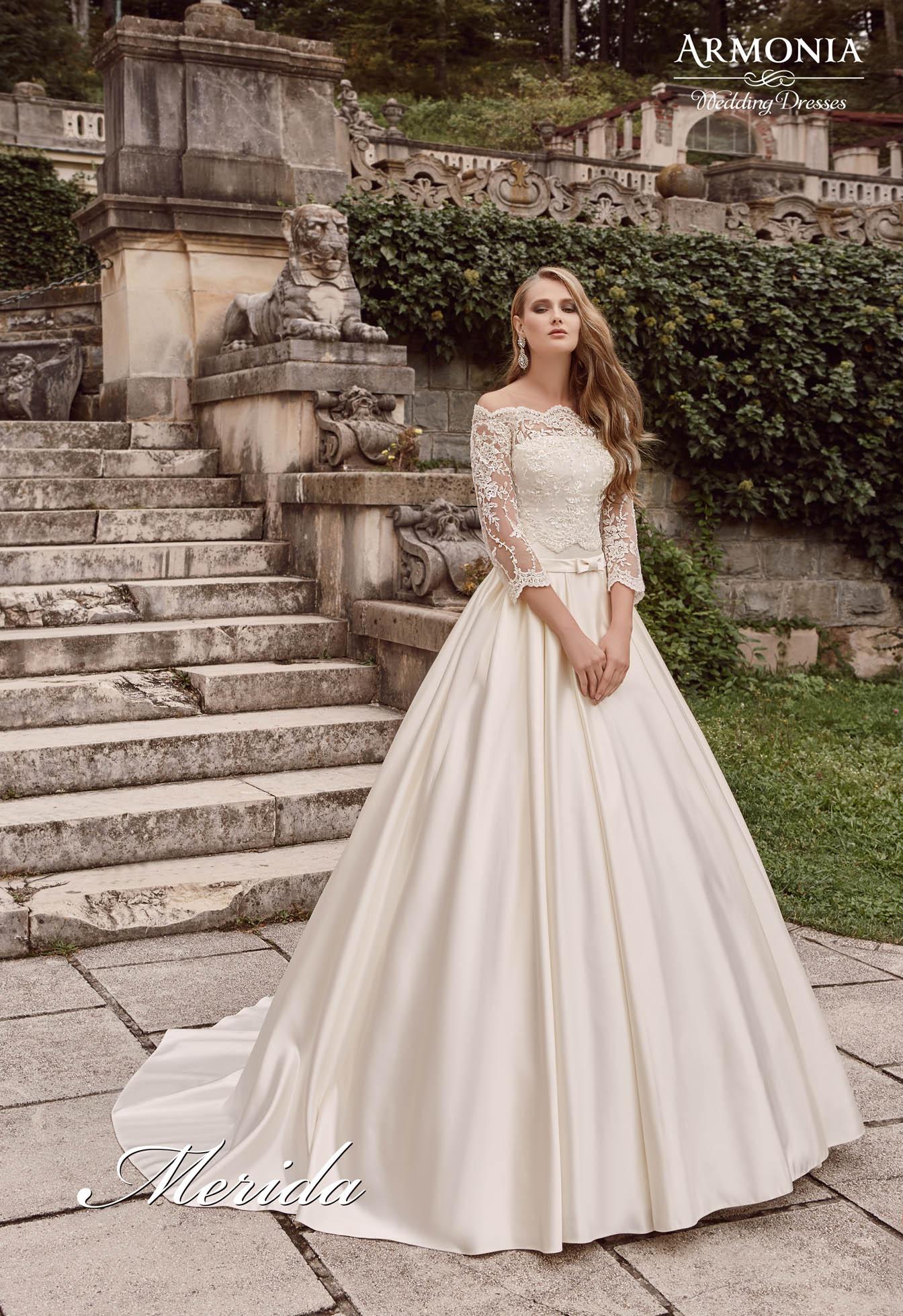 Весільна сукня Merida Armonia