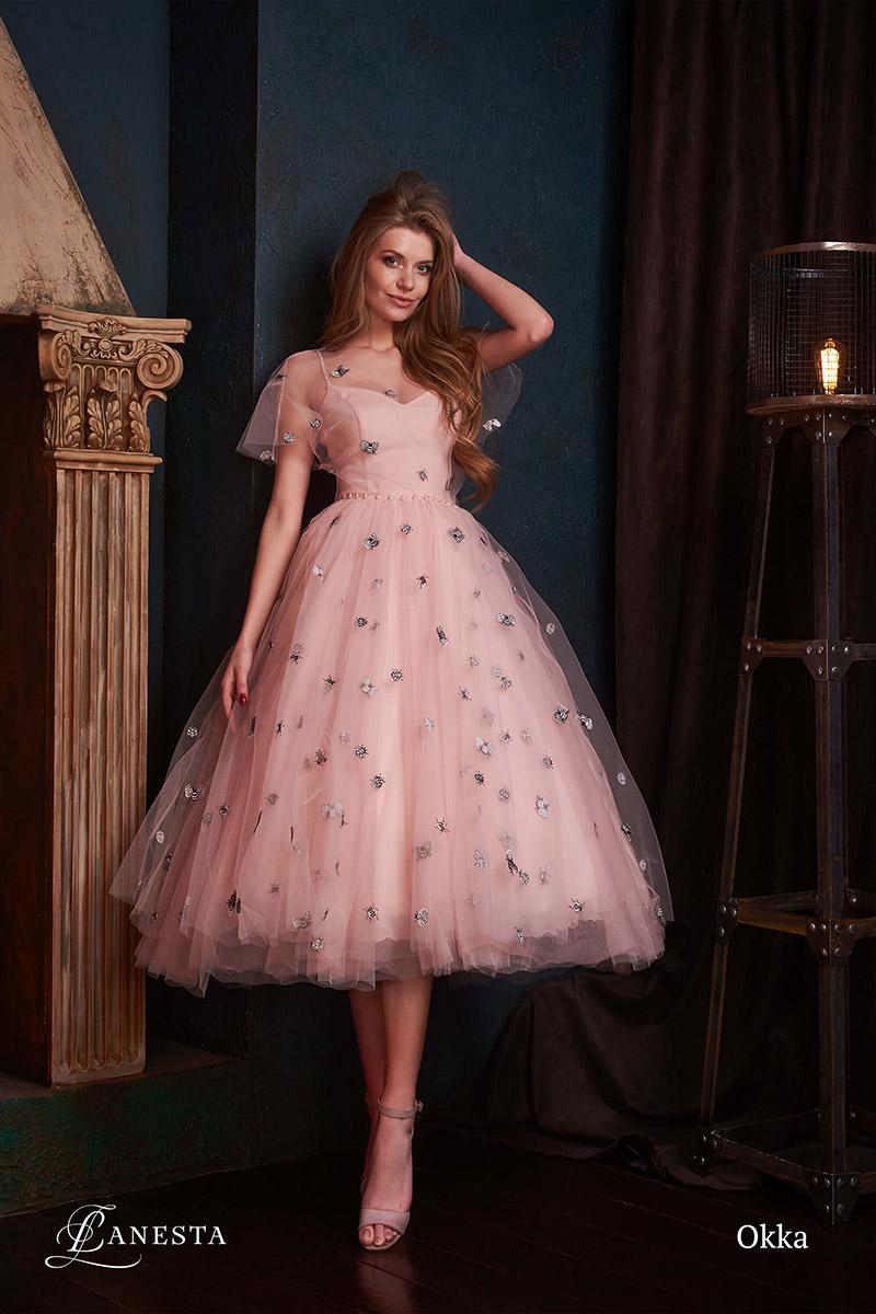 Вечернее платье Okka