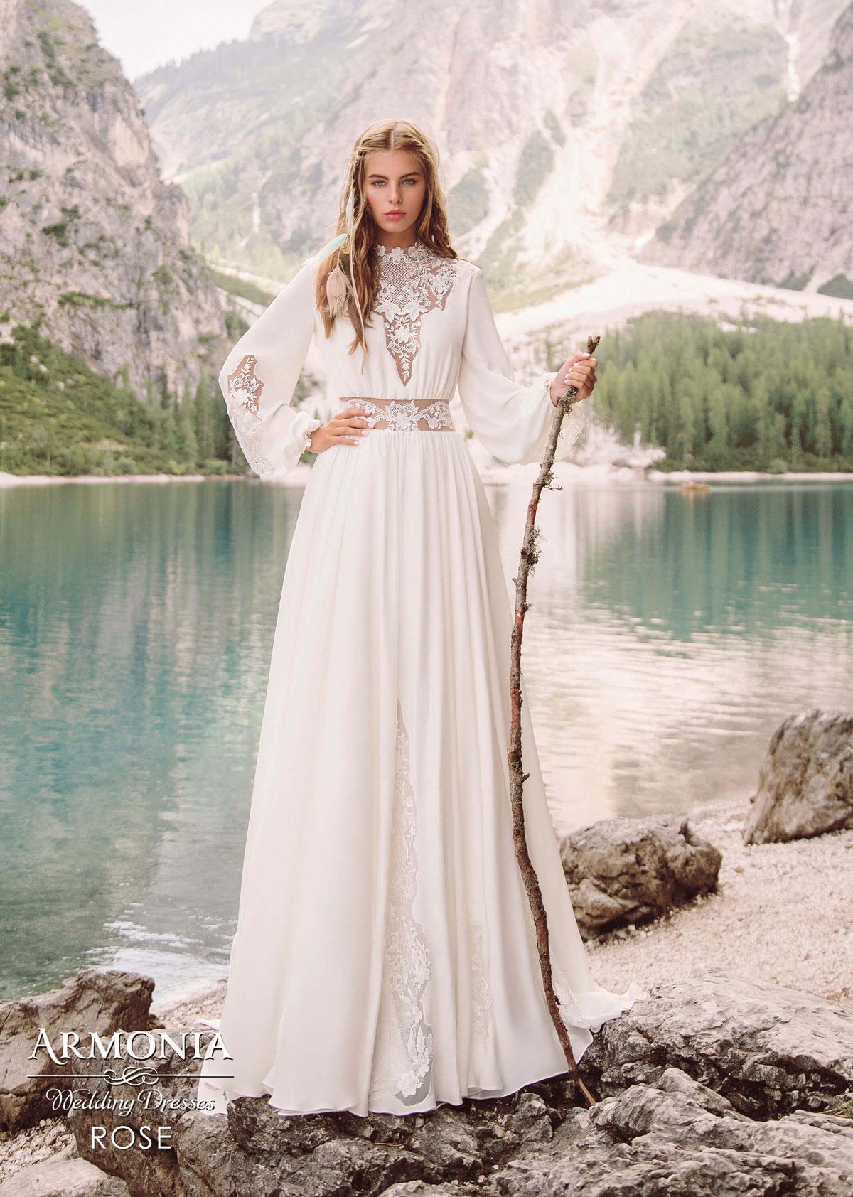 Cвадебное платье Rose
