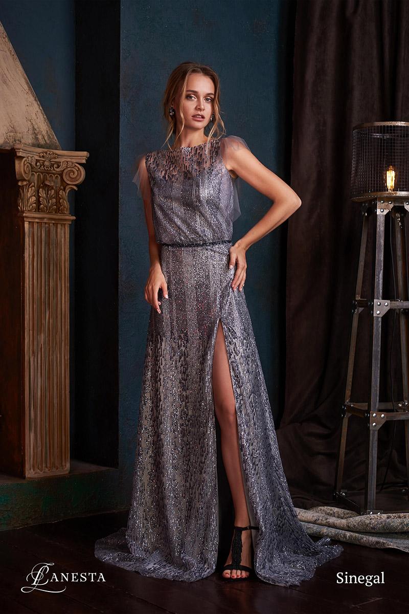 вечернее платье Sinegal