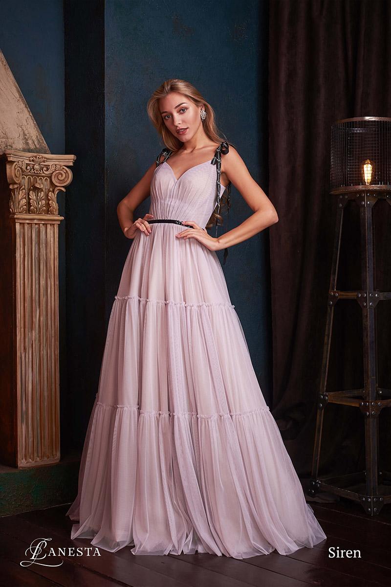 вечернее платье Siren