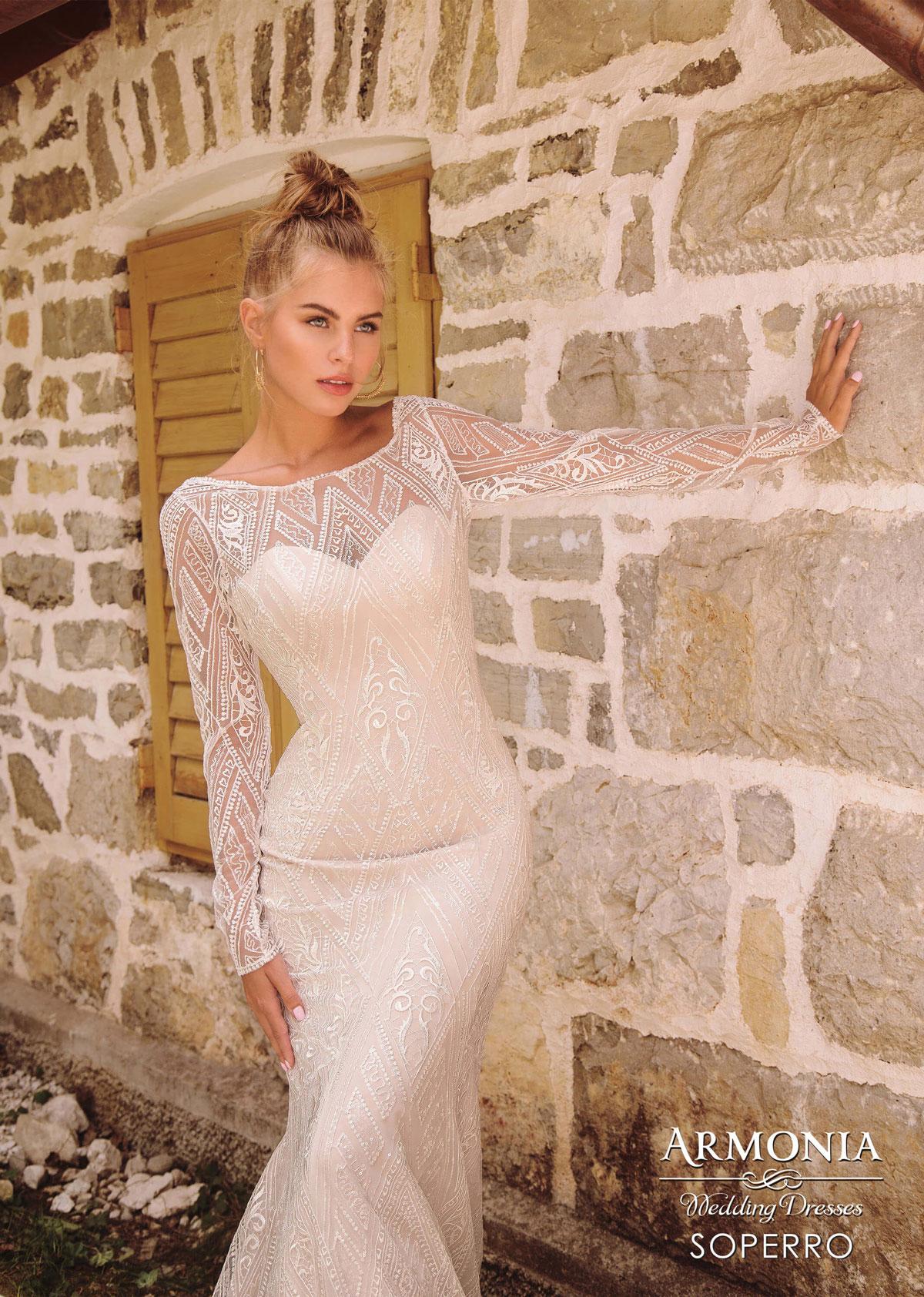 Весільна сукня Soperro