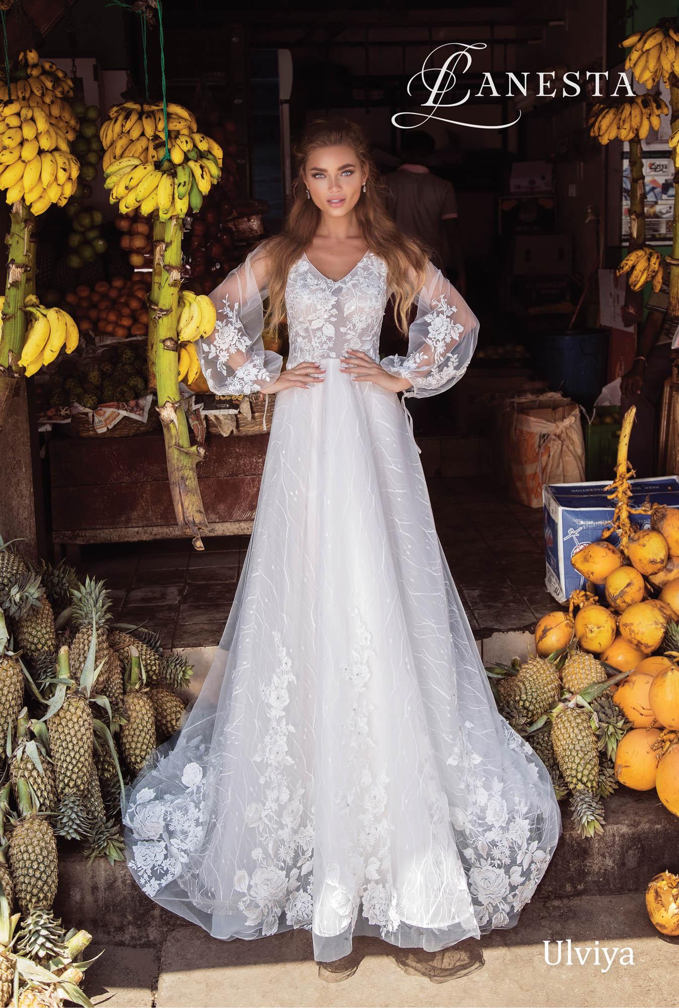 Свадебное платье Ulviya